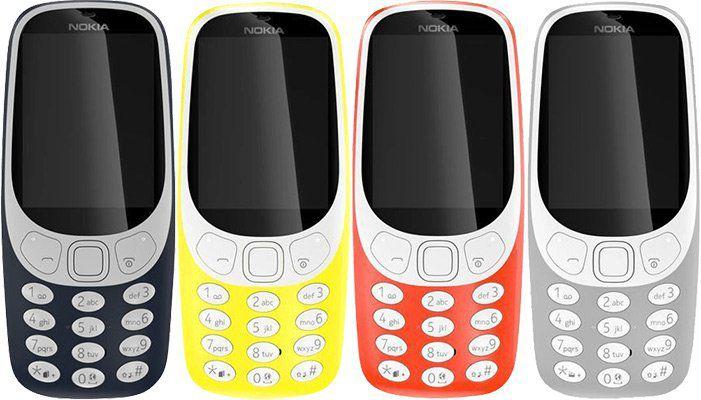 Nostalgie! Nokia 3310 (2017) für 49€ (statt 57€)