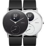 Nokia Steel HR – Fitnessuhr (36mm) mit Herzfrequenz- & Aktivitätsmessung für 129€ (statt 185€)