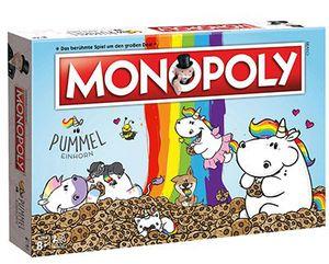 Monopoly   Pummeleinhorn für 32,99€ (statt 42€)