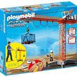 Playmobil City Action – Baukran mit Zubehör (9399) für 43,94€ (statt 58€)
