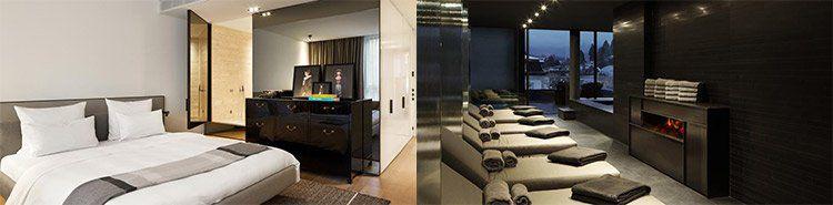 ÜN in einem Luxus Designhotel in Baden Baden inkl. Frühstück, Spa & mehr ab 89€ p.P.