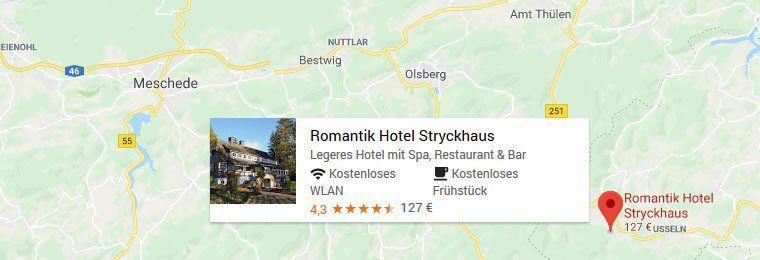 2 ÜN im Rothaargebirge inkl. HP & Spa auf 600m² ab 129€ p.P.