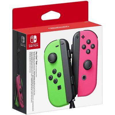 2er Set Nintendo Switch Joy Con Controller für 60,99€ (statt 73€)