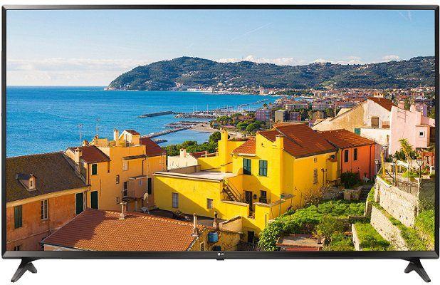 LG 43UJ6309   43 Zoll 4K Fernseher mit Triple Tuner für 429€ (statt 499€) + 60€ Gutschein