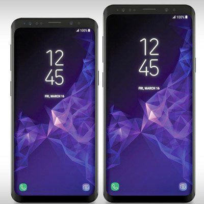 NEWS (Update): Aktueller Leak zum Samsung Galaxy S9