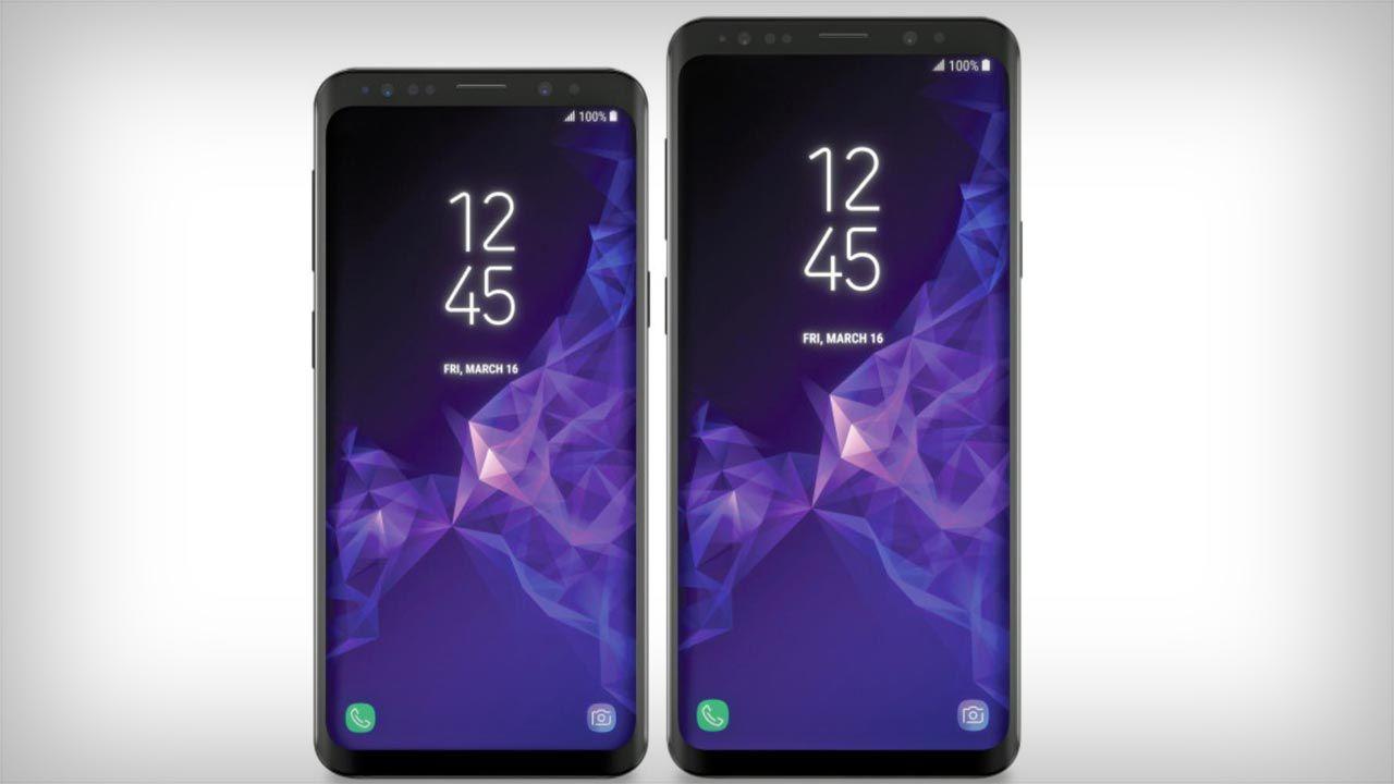 NEWS: Erste Bilder und Infos zum Samsung Galaxy S9