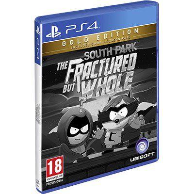 South Park: Die rektakuläre Zerreißprobe Gold Edition (PS4) für 34,50€ (statt 45€)