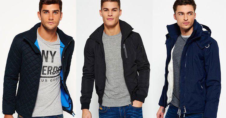 Damen & Herren Superdry Jacken für je 56,95€   viele Modelle!