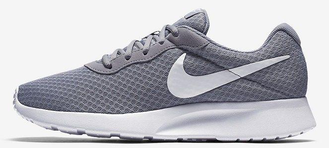 Nike Tanjun Sportschuhe in Grau für 39,10€ (statt 50€)