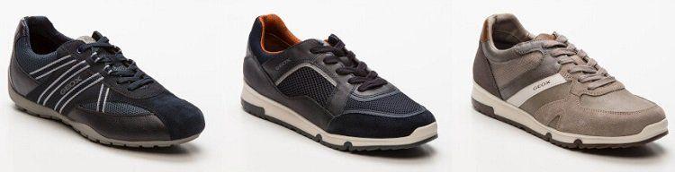 Geox Respira Schuh Sale bei vente privee   z.B. Geox Sneaker Warrens ab 49,90€ (statt 61€)
