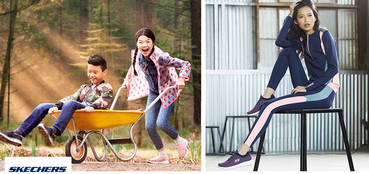 Skechers Sale bei vente privee – Schuhe ab 15,99€ für Damen & Kinder