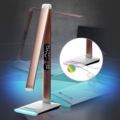 EAXUS LED Design Touch Lampe für 39,99€ (statt 70€)