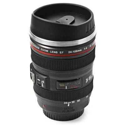 Tasse im Design eines Kameraobjektivs für 5,80€