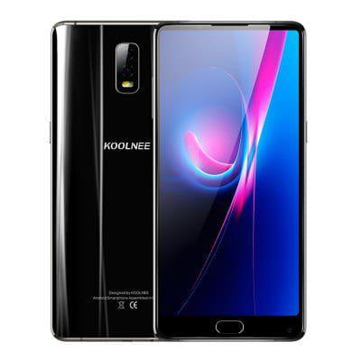 Koolnee K1 Trio   6 Smartphone mit 6GB RAM & 128 GB Speicher für 165,99€