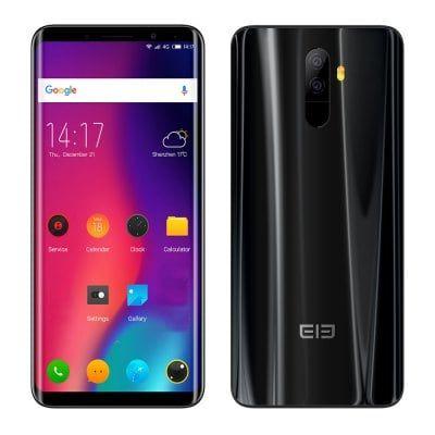 Elephone U Pro   5,99 Zoll Curved Smartphone mit 128GB Speicher für 379,99€   EU Lager