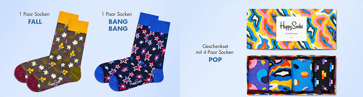 Happy Socks One Day Sale bei Vente Privee