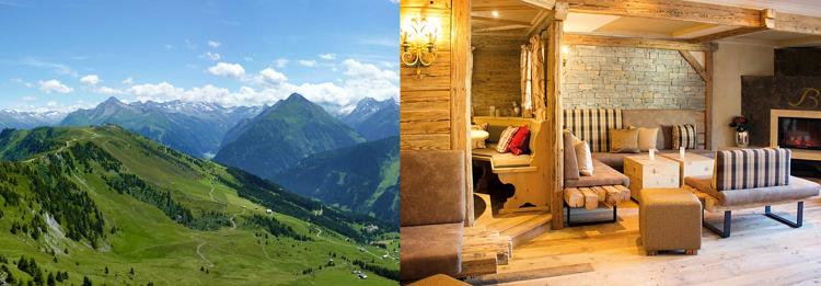 2, 3, 5 o. 7 ÜN im 4* Hotel in Tirol inkl. Halbpension, Willkommensgetränk, Wellness, Rabattkarte und E Bike Nutzung ab 159€ p.P.
