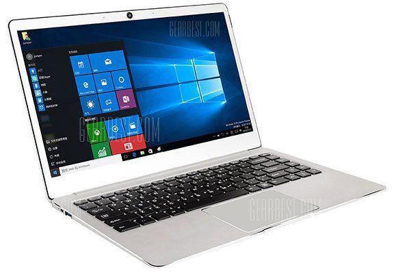 Jumper EZbook 3L Pro Notebook (14, 6GB RAM, 64 GB eMMc, Win10) für 198,99€