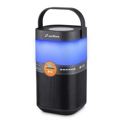 zanflare B15 Bluetooth Lautsprecher mit LED Beleuchtung für 17,78€