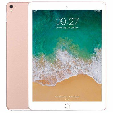 iPad Pro 10,5 Zoll (2017) mit 512GB + WLAN + Cellular für 859€ (statt 1073€)