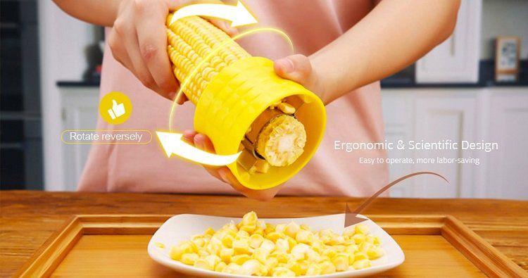 Maiskolben Drescher für 1,58€