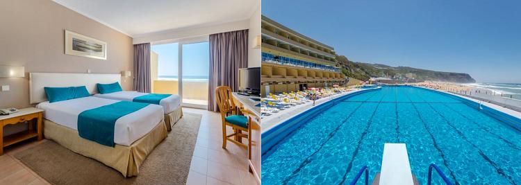 4, 5 o. 7 ÜN im 3* Hotel in Portugal inkl. Frühstück, Flüge, Mietwagen (unbegrenzte Kilometer, Vollkasko) ab 309€ p.P.
