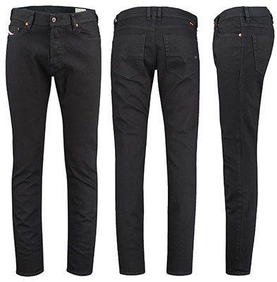 Diesel Herren Jeans Tepphar 886Z für 63€ (statt 75€)