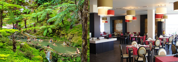 7, 8, 10 o. 14 ÜN im 4* Hotel auf den Azoren inkl. Flüge & Frühstück ab 599€ p.P.