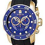 Invicta Uhren im Amazon UK Tagesangebot – z.B. Invicta Speedway 9224 für 80€ (statt 103€)