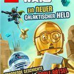 LEGO und STAR WARS Bücher – Restposten bei TerraShop + VSK-frei