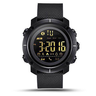 LEMFO LF19   wasserdichte Smartwatch für 14,93€