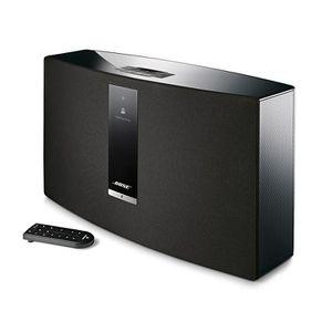 Bose SoundTouch 30 Serie III   Netzwerk Lautsprecher in Weiss für 399€ (statt 443€)