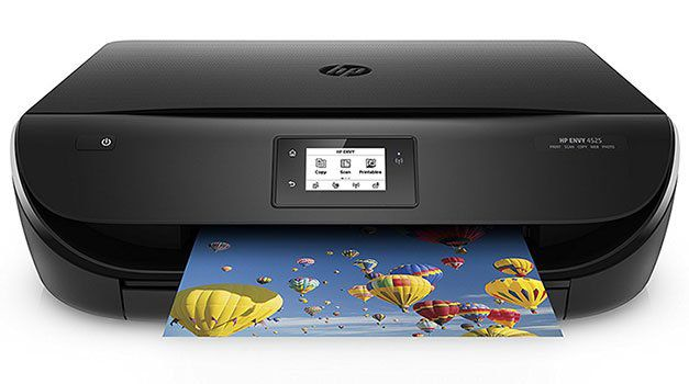 HP Envy 4525 Multifunktionsdrucker (Fotodrucker, Scanner, Kopierer, Airprint, ePrint, Duplex, WiFi) ab 54,99€ (statt 81€)