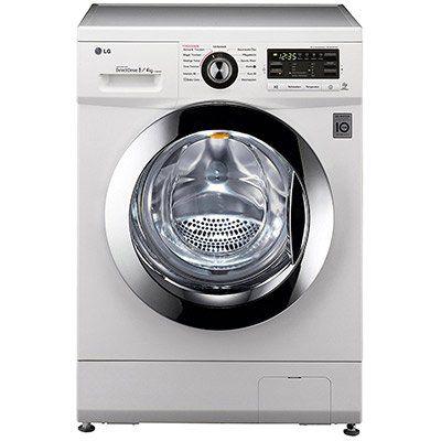 LG F1496AD3 Waschtrockner (8kg Waschen, 4kg Trocknen, EEK: B) für 422,10€ (statt 529€)