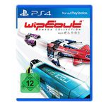 WipEout: Omega Collection (PS4) für 11,98€ (statt 24€)