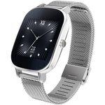 ASUS ZenWatch 2 Smart Watch Metall in Silber für 99,99€ (statt 178€)