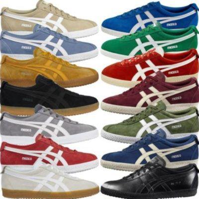 ASICS Onitsuka Tiger Mexico Deleg. Unisex Sneaker in 14 Farben für 49,99€