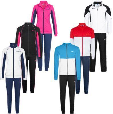 ASICS Woven Track   Herren  u. Damen Trainingsanzug für je 34,99€