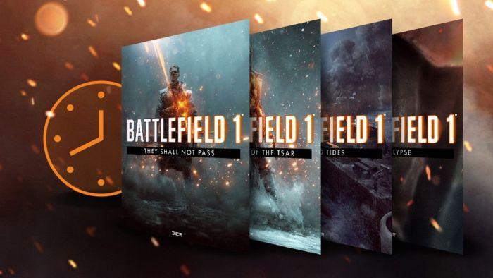 Battlefield 1 Erweiterungen (PS4, Xbox One) gratis spielbar vom 13. bis 19. Februar