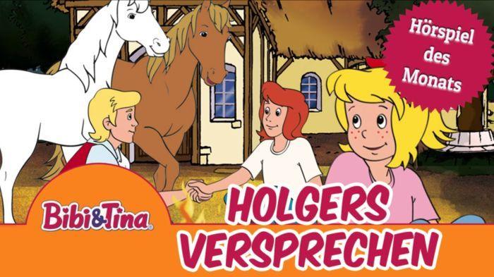 Bibi & Tina   Holgers Versprechen (Folge 62, Hörspiel) kostenlos