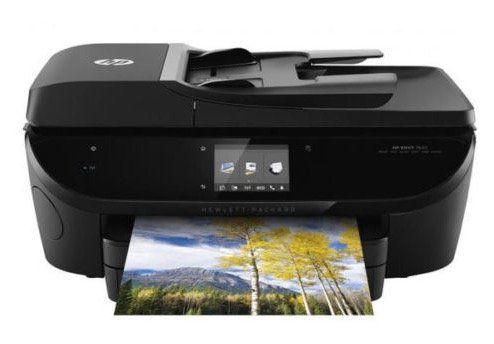 HP Envy 7640 e All in One Multifunktionsdrucker mit WLAN für 77€(statt 89€)