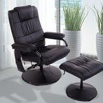 Relaxsessel mit Heizfunktion und Hocker für 137,90€ (statt 160€)