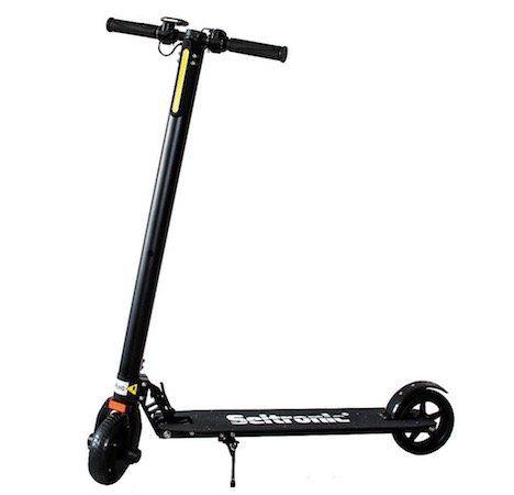 Seitronic Elektro Roller mit bis zu 25 Km/h für 299,90€ (statt 399€)