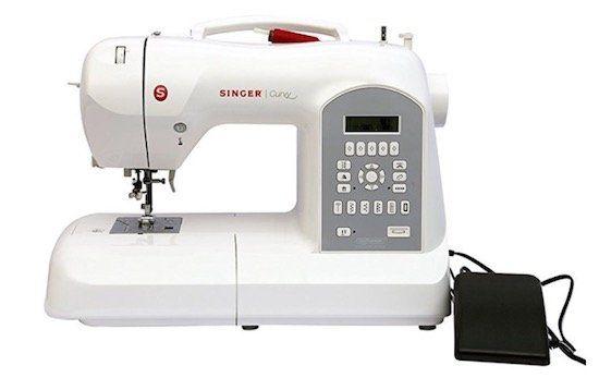 Singer Curvy 8770 Computer Nähmaschine für 213,21€ (statt 271€)