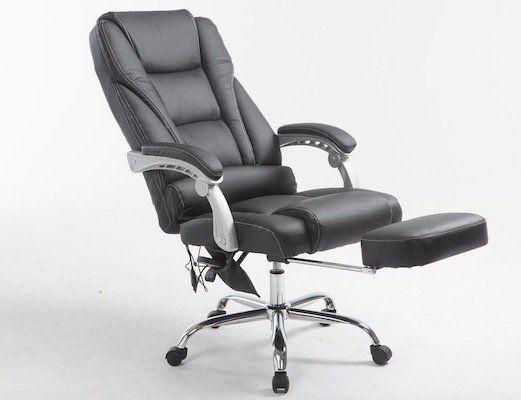 CLP Bürostuhl Pacific mit Massage Funktion für nur 144,99€ (statt 180€)