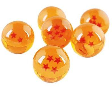 Alle 7 Dragonballs für nur 5,41€