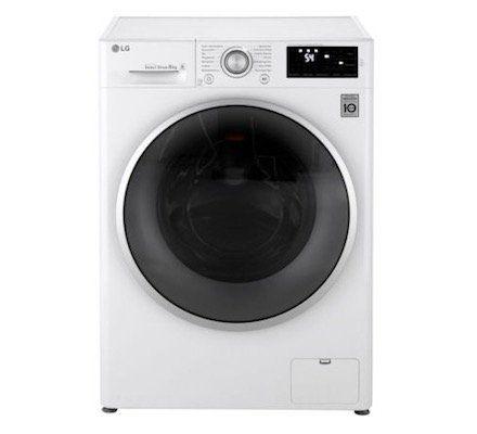 LG F14WM8CN1 Waschmaschine mit 8kg und A+++ für 299€ (statt 393€)