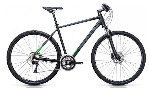 Cube Cross Herren City Bike (2017) für 544,83€ (statt 749€)