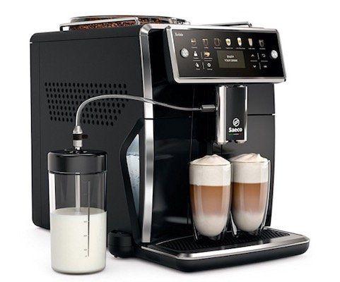 Philips Saeco Xelsis SM7580 Kaffeevollautomat mit LatteDuo System für 844,49€ (statt 964€)