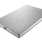 LaCie Porsche Design Mobile Drive USB-C Festplatte (extern) mit 4TB für 109€ (statt 122€)